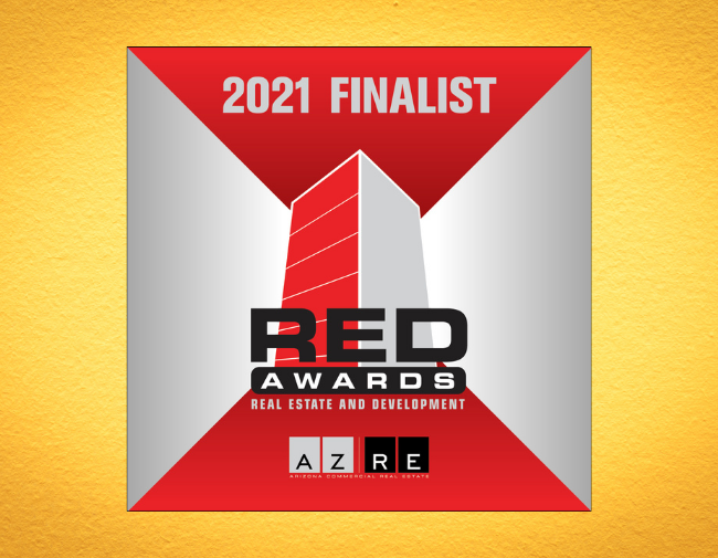 2021 RED Awards Finalist