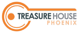 The Banner Logo for Treasure House Phoenix